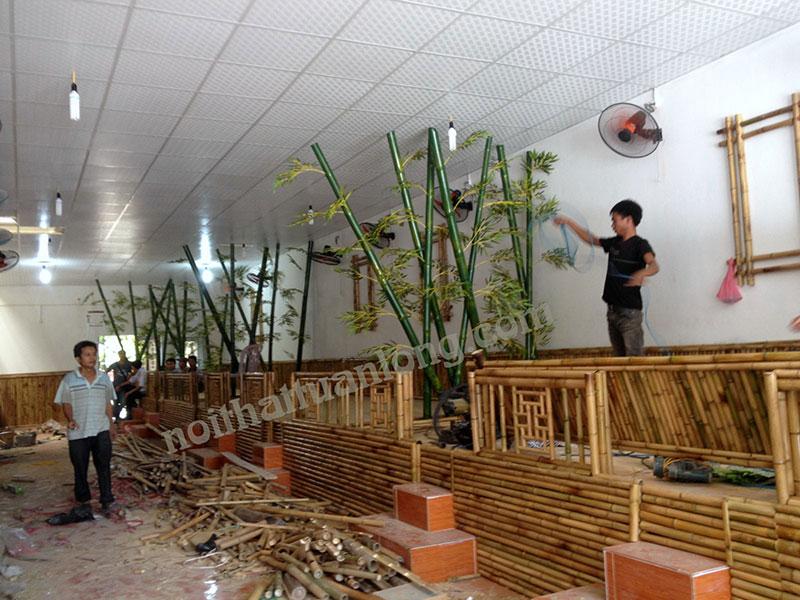 Nhà hàng 298 Phố Chùa Thông - Thị xã Sơn Tây